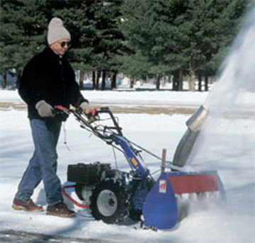 Picture of 92191223 BCS 24 inch 2-Stage Snow Thrower Attachment