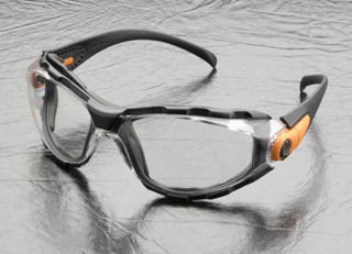 Picture of GG-40G-AF GO SPECS SAFETY GLASSES, GRAY LENS