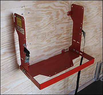 Picture of ET/GP-1-4 Trimmertrap General Purpose Rack
