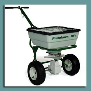 Picture of BF1SS Prizelawn Big Foot Spreader w/ Stainless Steel Frame