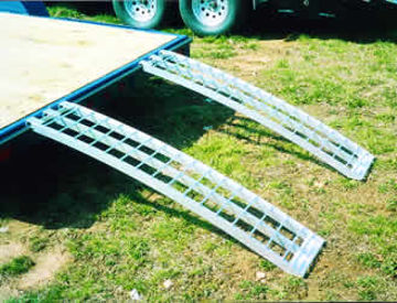 Picture of ALUMINUM RAMPS 5' X 12""