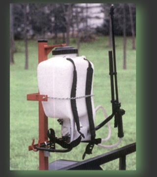 Picture of SP-SPRACK Jungle Jim Sprayer Rack