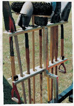 Picture of TRIMMERTRAP PORTABLE HAND TOOL RACK