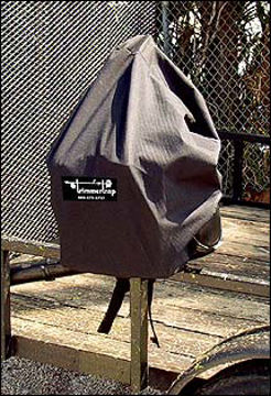 Picture of Cov-Blower TrimmerTrap Backpack Blower cover