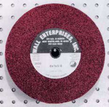 "Picture of RBG 1208 8"" Ruby Grinding Wheel"