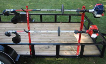 Picture of 2TR Jungle Jim Trimmer Rack - Holds 2