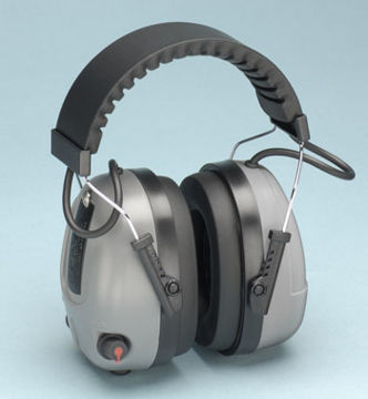 Picture of ELVEX COM-655 IMPULSE MUFFS WITH AUDIO JACK
