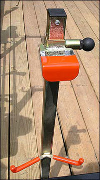 Picture of Trimmertrap ST-3 Stihl Backpack Blower Rack