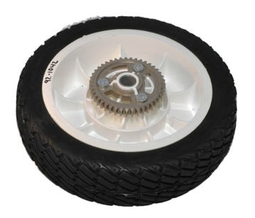 Picture of WHEEL AND TIRE ASM