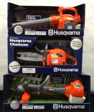Picture of Husqvarna Toy Set