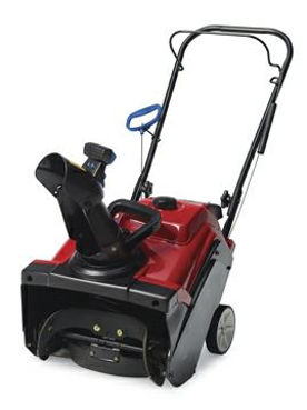 Picture for category Single Stage Snow blowers