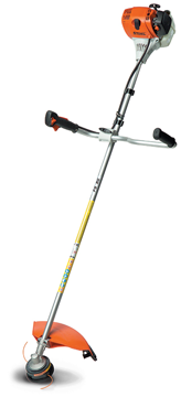 Picture of FS91 Stihl Bike Handle Solid Shaft Pro Trimmer