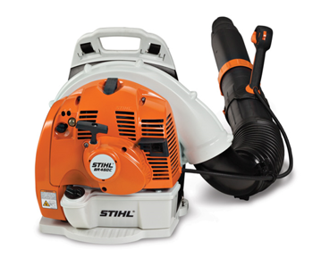Picture of BR450CEF Stihl Electric Start Pro Back Pack Blower