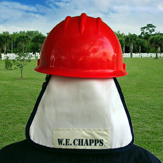 Picture of CFHN21 Cool Flapp for Hard Hats