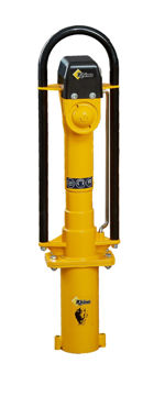 Picture of HPD60MC Rhino Hydraulic Post Driver w/ Master Chuck
