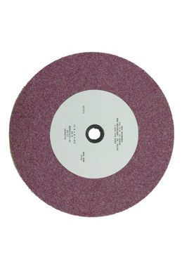 "Picture of RBG 10112-46  12"" 46 Grit Ruby Grinding Wheel"