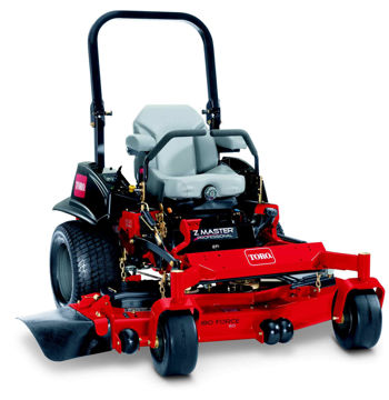 "Picture of 72910 Toro Z Master 5000 Series  w/60"" Turbo Force Deck"