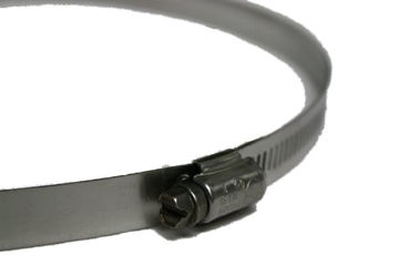Picture of 18119 Trac Vac 8 in Hose Clamp