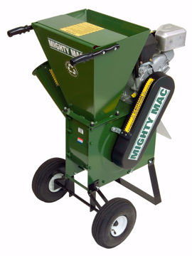 Picture of SC800 Mighty Mac Shredder Chipper