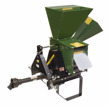 Picture of TPH123 Mighty Mac 3 Point Hitch Shredder Chipper