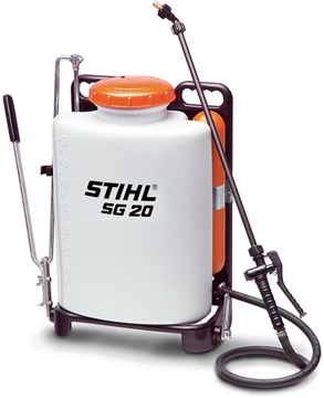 Picture of SG20 Stihl Back Pack Sprayer