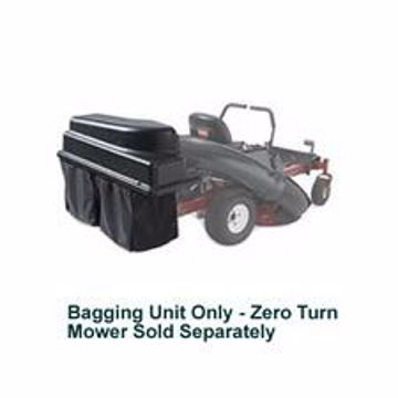 "Picture of 79395 Toro Twin Bagger for 50"" MX Timecutter  fits 74774 and 74773"