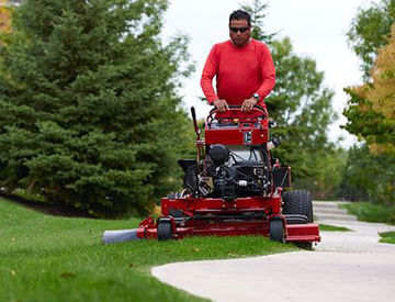 "Picture of 72529 Toro 26.5HP 52"" Multi Force Grandstand"
