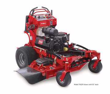 "Picture of 72523 Toro 26.5HP 60"" Multi Force Grandstand"