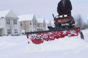"Picture of STB13567B Toro 60"" Boss Plow"