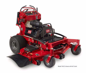 "Picture of 72505 Toro 23HP 52"" Grandstand Commercial Mower with Turbo Force Deck"