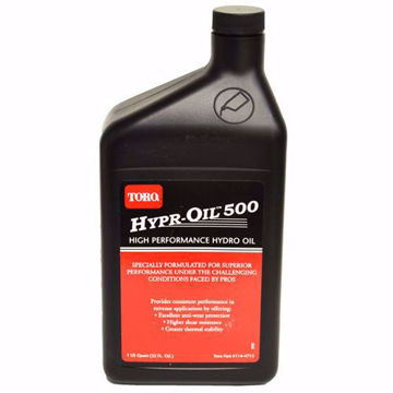 Picture of HYPR-OIL 500 (QUART)