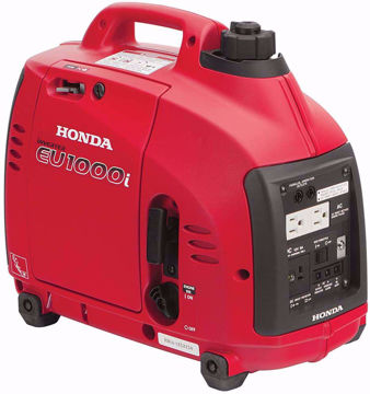Picture of EU1000i Honda Super Quiet Inverter Generator