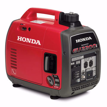 Picture of EU2200i Honda Super Quiet Inverter Generator