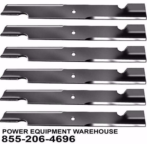 "Picture of 108-1114 Toro 6 PACK BLADE, 20.5"" HI-FLOW"