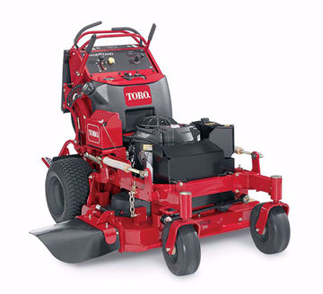 "Picture of 74534 Toro 36"" Grandstand Commercial Mower with Turbo Force Deck"