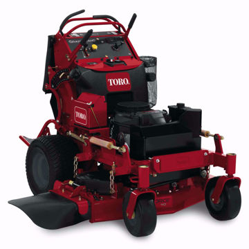 "Picture of 74536 Toro 15HP 40"" Grandstand Commercial Mower with Turbo Force Deck"