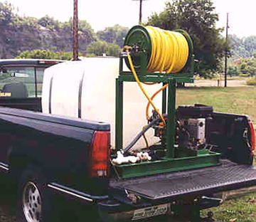 Picture of TURBO TURF 200 GALLON TURF SPRAYERS