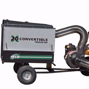 Picture of 492005U 5HP PECO 20 CU. FT. TRAILER VAC UNASSEMBLED