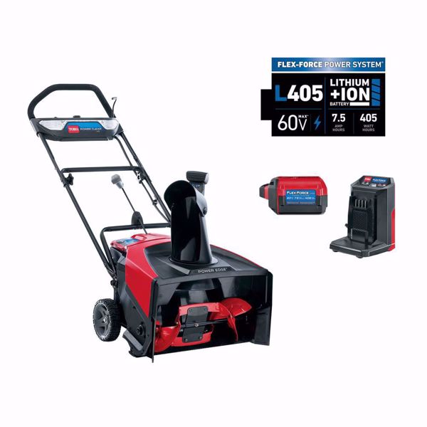 Picture of 39901 Toro Single Stage Snowblower / Snow thrower