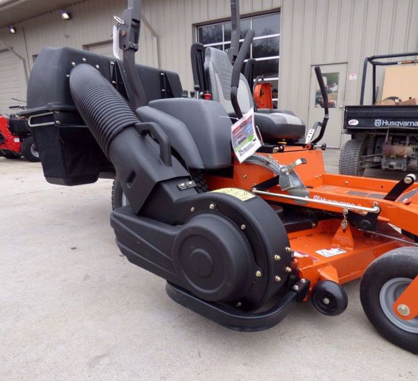 Picture of 598390201  Husqvarna Tractor Triple Bagger -