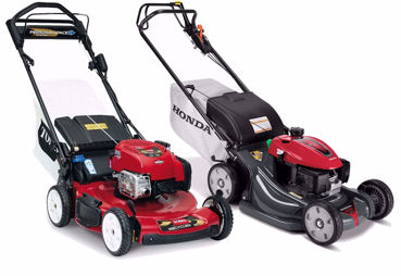 Picture for category Walk Behind Lawn Mowers up to 30""
