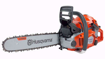 Chain Saw, Husqvarna, 550XP
