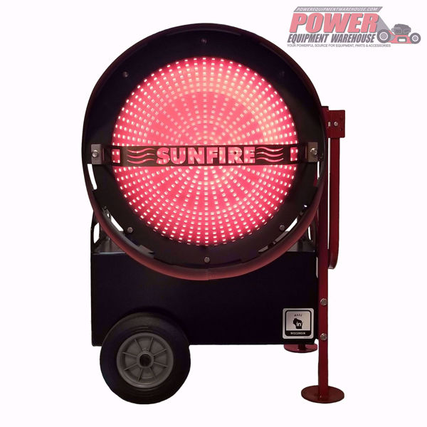 Picture of FREE SHIPPING!  95001 Sunfire Diesel-Fired Radiant Heater