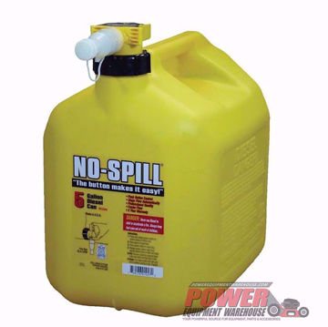no spill gas can, gas can