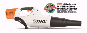 leaf blowers, stihl, cordless, leaves, grass, lawn