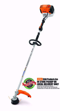 trimmers, Stihl, straight shaft