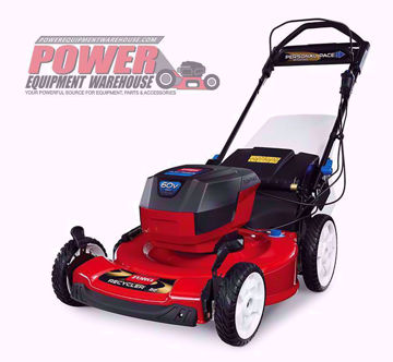 lawn mower, battery mower, walk-behind mower